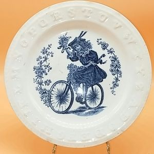 Vintage C A And Sons Decorative Plate